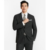 Regent Fit BrooksCool Mini-Check Suit