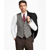 BrooksTweed Herringbone Vest
