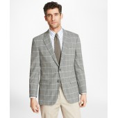 Madison Fit BrooksCool Check with Deco Sport Coat