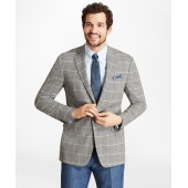 Regent Fit BrooksCool Check with Deco Sport Coat