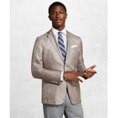 Golden Fleece BrooksCloud Beige Sport Coat