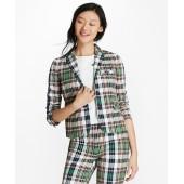 Madras Cotton Jacket