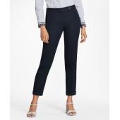 Linen-Cotton Pants