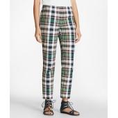 Madras Cotton Pants