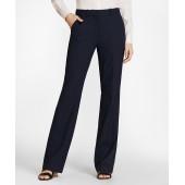 Mini-Check Wool BrooksCool Pants