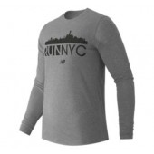 United NYC Half Skyline Tee