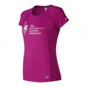 NYC Marathon Finisher NB Ice Short Sleeve