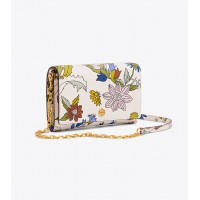 ROBINSON FLORAL CHAIN WALLET