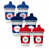 Baby Fanatic MLB Sippy Cup 2-Pack