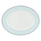 kate spade new york Parker Place™ 13-Inch Oval Platter