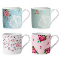 Royal Albert Modern Mugs (Set of 4)