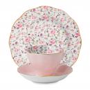 Royal Albert 3-Piece Set in Rose Confetti