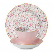 Royal Albert 3-Piece Set in Rose Confetti