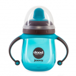 Joovy Dood 7-Ounce Sippy Cup Training Cup in Turquoise