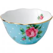 Royal Albert Polka 4-Inch Bowl in Blue