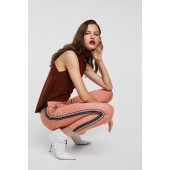 JOGGING PANTS WITH SIDE BAND