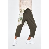 JOGGING PANTS WITH BUTTONS