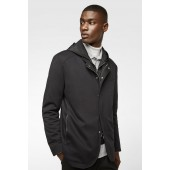 PADDED JACKET WITH REMOVABLE LINING