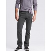 Slim Gray Japanese Traveler Jean