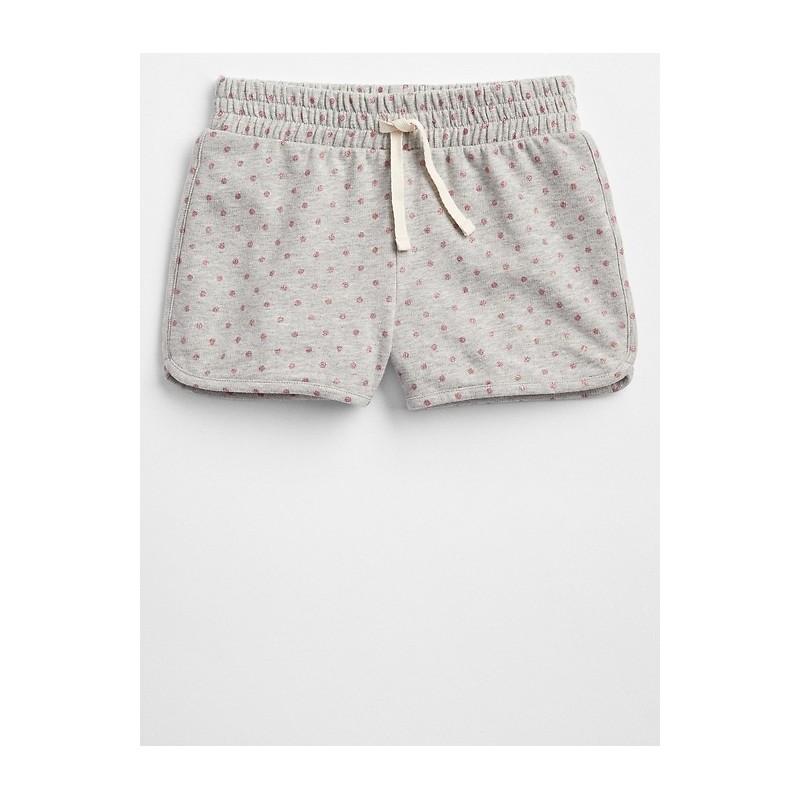 "2.5"" Print Pull-On Shorts"