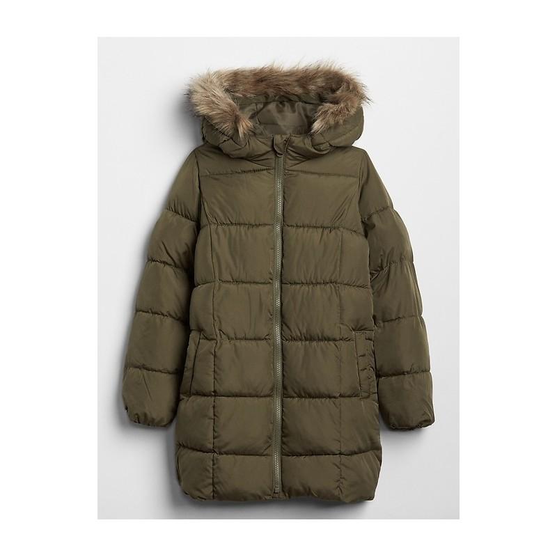 Warmest Long Puffer Jacket