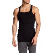 Square Cut Tank - Pack of 2