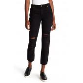 Miller Skinny Straight Leg Jeans