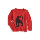 Panther Merino Wool T-Shirt (Baby Boys)