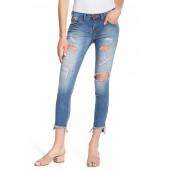 Club Blue Freebirds II Straight Leg Jeans