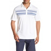 Nino Stripe Polo