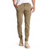 Camo Trim Cargo Pants