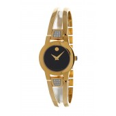Womens Amorosa Diamond Accented Bracelet Watch, 24mm