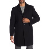 Hanover Wool Blend Topcoat