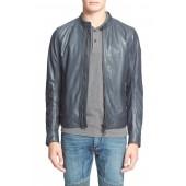 Grandston Leather Moto Jacket