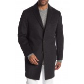 Wool Blend Coat
