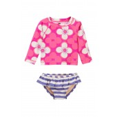Curl Curl Baby Swim Set (Baby Girls)