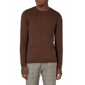 Side Ribbed Slim Fit Sweater