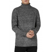 Twist Roll Neck Sweater