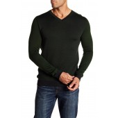 Slim Fit Contrast Sweater