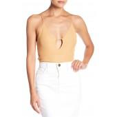 Sleeveless Choker Bodysuit