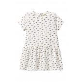 Printed Short Sleeve Dress (Baby Girls)