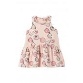 Printed Sleeveless Dress (Baby Girls)