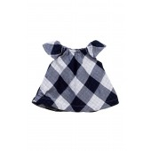 Gingham A-Line Top (Baby Girls)