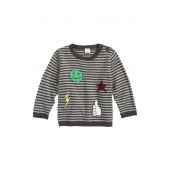 Intarsia Patches Sweater (Baby Boys)