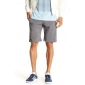 Hybrid Stripe Stretch Shorts