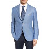 Classic Fit Wool Blend Blazer