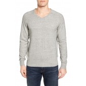 Arbors Cotton V-Neck Sweater