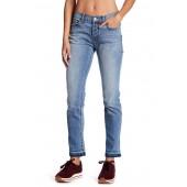 Morgan Slouchy Straight Leg Jeans