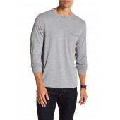Yale Crew Neck Long Sleeve Tee