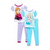 Frozen Anna & Elsa Cotton PJs - Set of 2 (Little Girls & Big Girls)